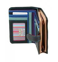 Кожанное портмоне для женщин Rainbow Dr.Bond