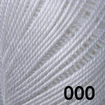 Пряжа для вязания LILU (Лили) белый