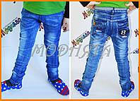 Детские джинсы весна осень | Джинсы Windsurfing Bora