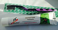 Зубная паста с красных кораллов+зубная щетка