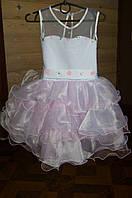 Платье бальное ,нарядное  ,праздничное для девочки ,детское , на день рождение