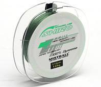 Плетеный шнур / Плетений шнур / Плетенка Mistrall Shiro 0.08 мм 135 м Зеленый