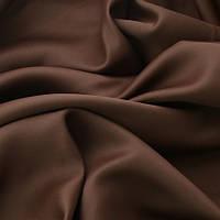 Блекаут для пошива штор коричневый