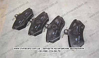 Колодки тормозные передние (с усиками) (KONNER) A15 T11 B11 A21 CK без АБС 3501190106 A11-3501080