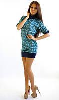 Очень красивое женское платье - туника.