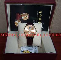 Турмалиновые часы с анионами