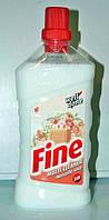 Универсальный концентрированный очиститель Well Done Fine с ароматом марсельского мыла
