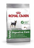 ROYAL CANIN (РОЯЛ КАНИН) MINI DIGESTIVE CARE 2 кг (ДЛЯ ПРИВЕРЕДЛИВЫХ СОБАК ОТ 10МЕС.)