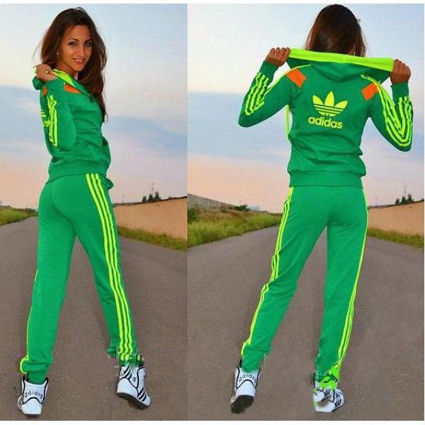 Спортивный Костюм Adidas Женский