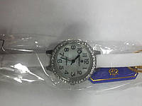 Часы кварцевые Perfect на ремешке женские с камнями арт.649