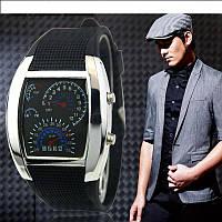 Наручные часы Led Watch Sport Car лучший подарок для настоящего мужчины