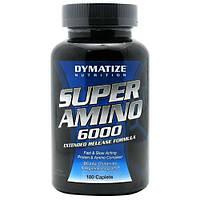 Аминокислоты Dymatize Super Amino 6000 (180 caps)