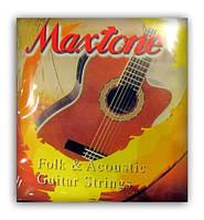 Maxtone FAGS/SET струны для акустической гитары 11/49