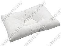 Ортопедическая подушка 50х70 с выстроченным треугольником