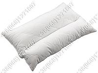 Ортопедическая двухкамерная подушка 50х70 (силикон и пенополиуретан)
