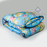 Одеяло шерстяное в пакете УЮТ (шерсть, поликоттон)