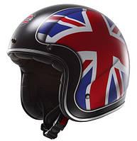 Шлем открытый LS2 OF583 UNION JACK размер М
