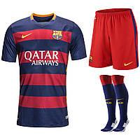 """Футбольная форма  Nike FC Barcelona """"Luis Suárez 9"""" 2015-16"""
