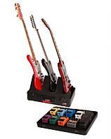 Gator GGIGBOXJR TSA Стойка для 3-х гитар + педалборд