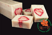 Натуральное косметическое мыло ручной работы Сердце любви (Limited Edition)