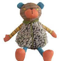 Мягкая игрушка FAMILY-FUN семья Шубят - МЕДВЕЖОНОК ТЕДДИ (21 см) (142204)