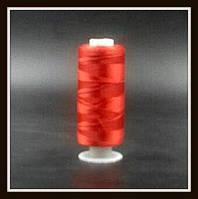 Нить для бисера (красная)