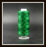 Нить для бисера (зеленая)