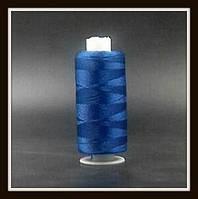 Нить для бисера (синяя)
