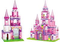 """Детский конструктор Sluban M38-B0152 """"Замок для принцессы"""", 472 дет"""