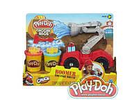 Набор для лепки Play-Doh «Бумер: пожарная машина»
