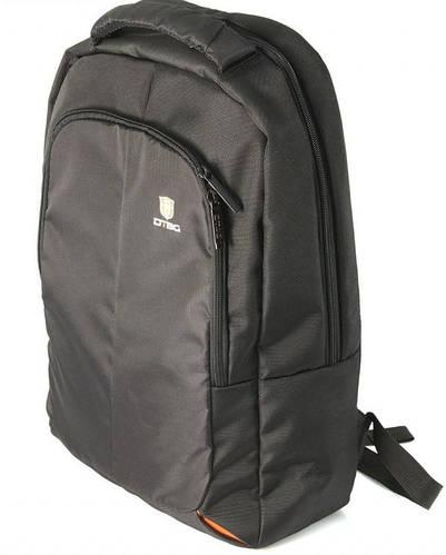 """Молодежный тканевый рюкзак для ноутбука до 15,6"""" DTBG D3081BL черный"""