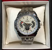 Часы Rolex Oyster кварцевые (реплика)