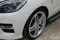 Защита литых дисков белого цвета R19-R20