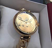 Наручные часы женские Michael Kors Amour золотые, магазин наручных часов
