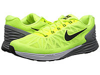 Кроссовки мужские Nike Air Max Lunar салатового цвета
