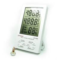 Метеостанция, Цифровой термометр-гигрометр KT-905