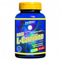 Карнитин, L-карнитин, L-Carnitine FitMax FM Base L-Carnitine (700mg) - 90 caps