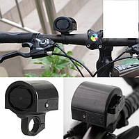 Электронный звонок для велосипеда велозвонок гудок