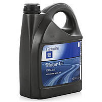 Масло моторное GM Motor Oil Semi Synthetic 10W-40 (5л)