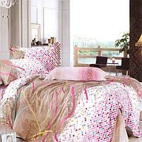 Семейный комплект постельного белья Соната