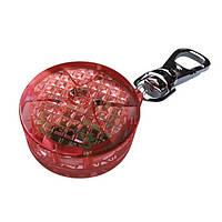 Флешер-брелок для котов и собак (пластик) 2,5см