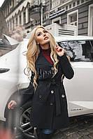 Плащ-пальто № 9023 цвета