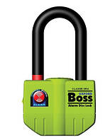 Замок на диск с сигнализацией Oxford Big Boss Alarm Lock