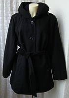 Пальто женское демисезонное элегантное большой размер бренд Croft&Barrow р.56-60 5508