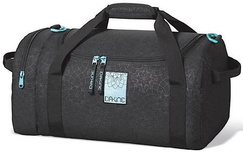 Вместительная спортивная сумка Dakine 8350484 WOMENS EQ BAG 51 L 2015 lattice floral, 610934860337