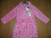 Детский халат для девочек Дисней, 3-8лет