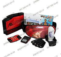 Пояс AbTronic X2, миостимулятор, пояс для похудения, тренажер дома, качаем пресс смотря телевизор!