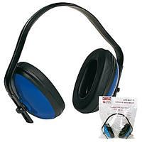 Наушники  МАХ 300 с ободком, синие