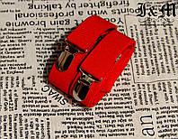 """Подтяжки для брюк """"Suspenders"""" Red (030112)"""