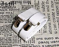 """Подтяжки для брюк """"Suspenders"""" Wite (030114)"""